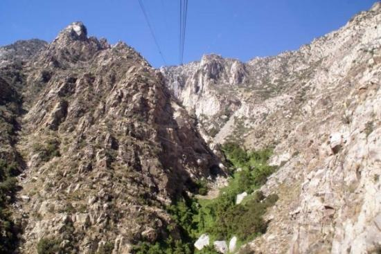 Palm Springs Aerial Tramway: Palm Spring, Califorien Mt. San Jacinto
