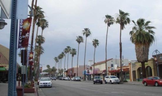 ปาล์มสปริงส์, แคลิฟอร์เนีย: Palm Spring, Califorien
