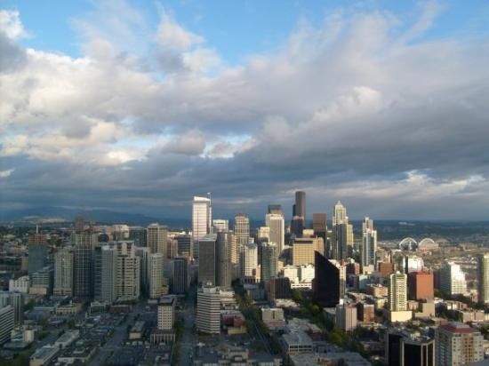 ซีแอตเทิล, วอชิงตัน: Seattle skyline