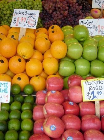 ซีแอตเทิล, วอชิงตัน: Farmer's market