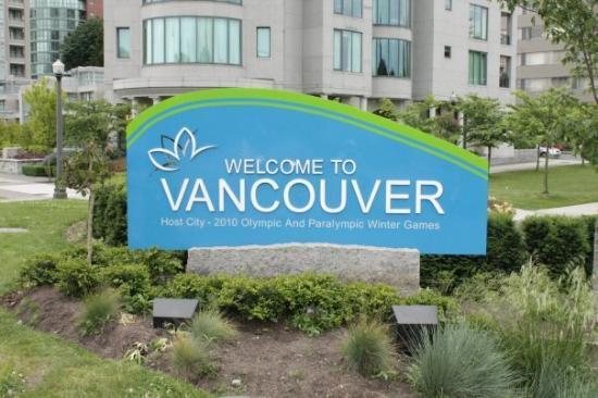 แวนคูเวอร์, แคนาดา: Lovely Van.