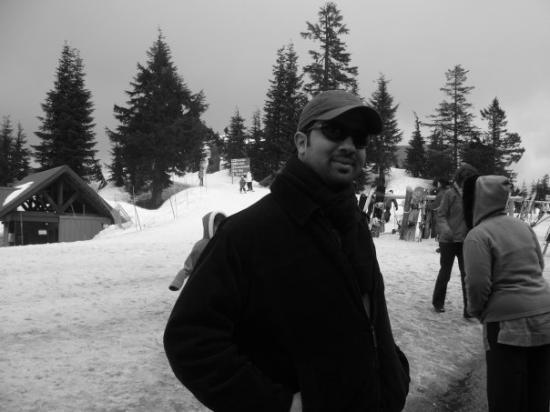 นอร์ทแวนคูเวอร์, แคนาดา: Grouse Mountain , Vancouver, Canada.