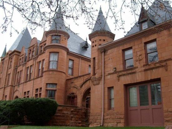 เดนเวอร์, โคโลราโด: one of the many fabulous historic houses in downtown Denver
