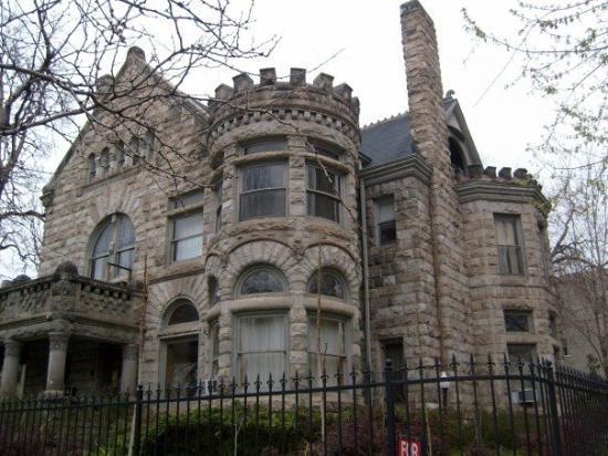 เดนเวอร์, โคโลราโด: another great house downtown Denver