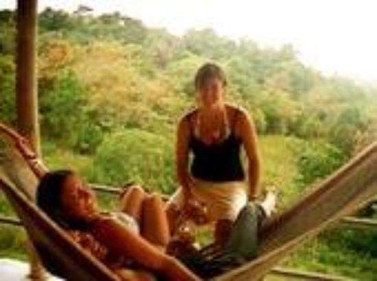 จาโค, คอสตาริกา: Costa Rica~ hostel somewhere right outside San Manuel Antonio