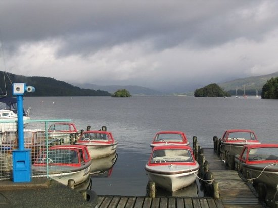 Windermere, UK: lake windemere