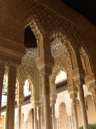 กรานาดา, สเปน: L'alhambra, un lieu magnifique