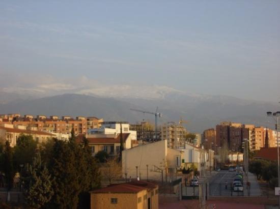 กรานาดา, สเปน: la vue d'apparte à lilie