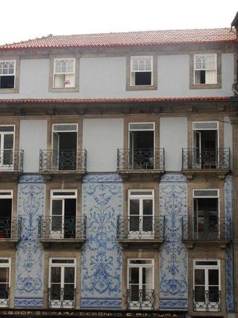 โปร์ตู, โปรตุเกส: Me encantan los azulejos