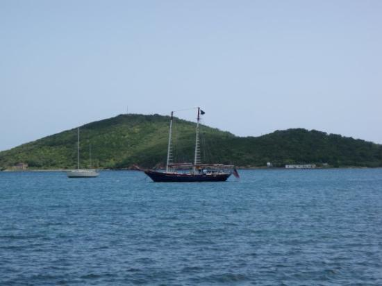 ชาร์ลอตต์อะมาลี, เซนต์ โทมัส: Charlotte Amalie harbor