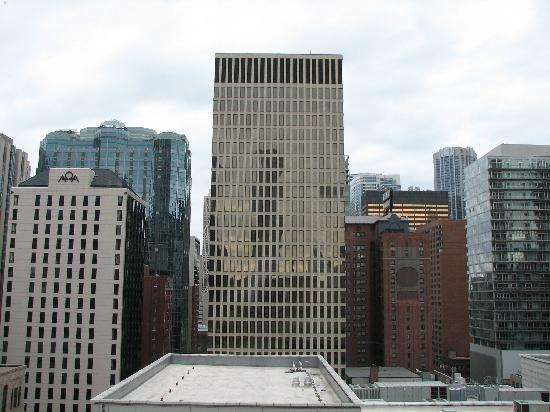 The James Chicago-Magnificent Mile: View from Room 1606