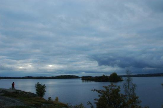 ตัมเปเร, ฟินแลนด์: Näsijarvi, Tampere