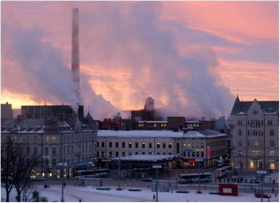 ตัมเปเร, ฟินแลนด์: Keskustori, Tampere