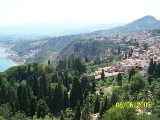 ทาโอร์มินา, อิตาลี: View of Taormina, Sicily