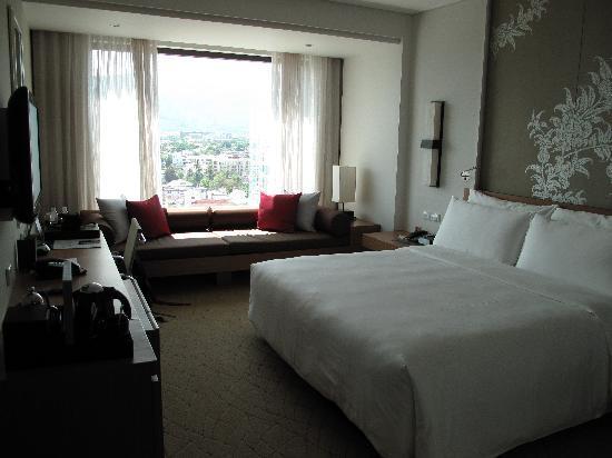 โรงแรมเลอ เมอริเดียน เชียงใหม่: Window with a view