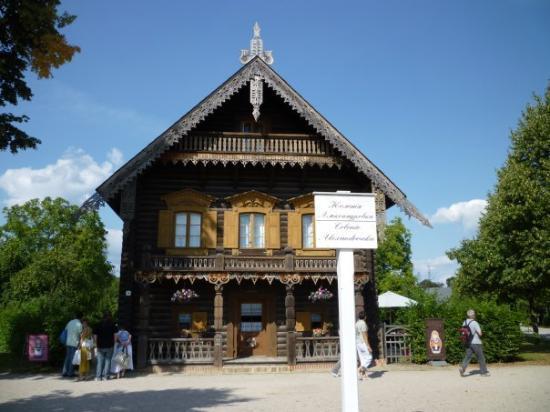 พอทสดัม, เยอรมนี: Russian Colonie