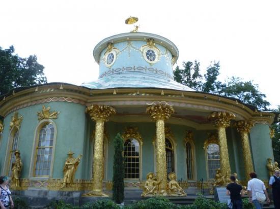 พอทสดัม, เยอรมนี: Chiness house