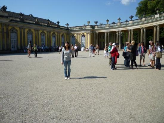 พอทสดัม, เยอรมนี: Schloss Sanssouci