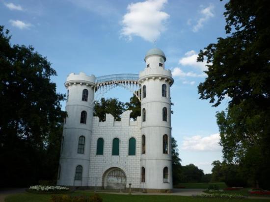 พอทสดัม, เยอรมนี: Schloss Pfaueninsel in Island