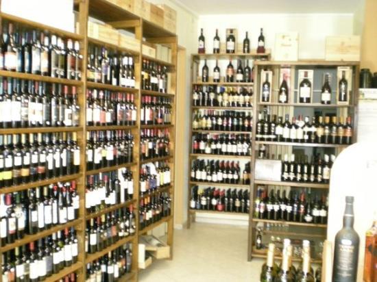 Marsala, อิตาลี: винный магазин
