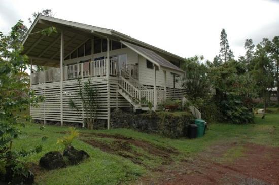 เคียโอ, ฮาวาย: House in Ainaloa Hi.