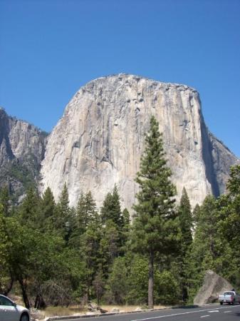 อุทยานแห่งชาติโยเซมิตี, แคลิฟอร์เนีย: El Capitan