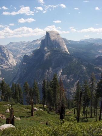 อุทยานแห่งชาติโยเซมิตี, แคลิฟอร์เนีย: Panoramic Trail