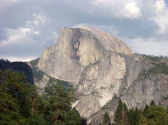 อุทยานแห่งชาติโยเซมิตี, แคลิฟอร์เนีย: Half Dome