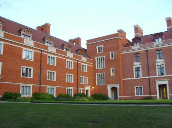 เคมบริดจ์, UK: Anne's Court, Selwyn College - Cambridge