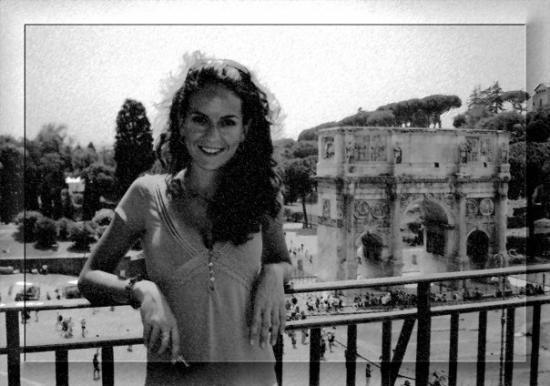 Arco di Costantino: ROMA 2007