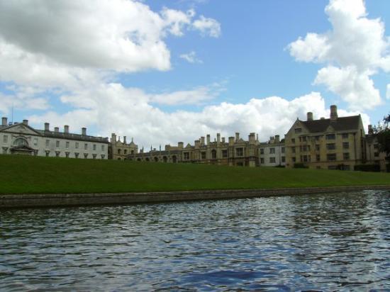 เคมบริดจ์, UK: Welcome to The King's College