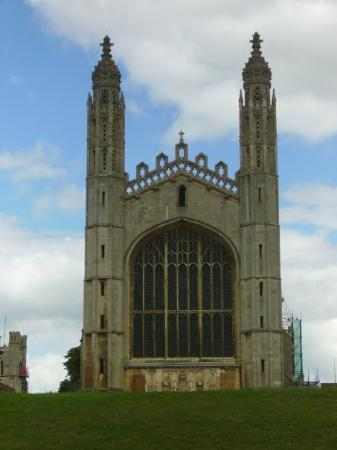 เคมบริดจ์, UK: The Great Chapel of The King's College...ain't she a beauty