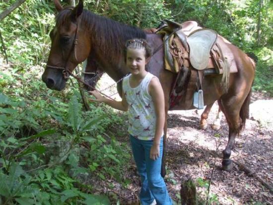 Rancho El Charro: Claire & Luna