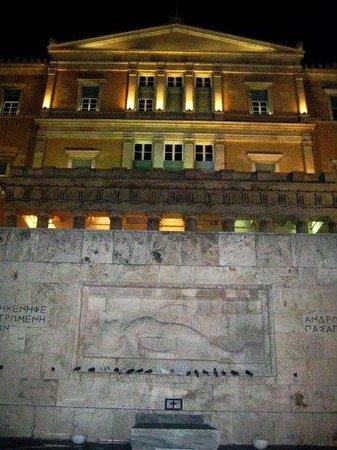 Plateia Syntagmatos: Syntagma Square (Athens )