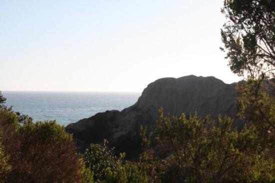 ซานเคลอแมนที, แคลิฟอร์เนีย: the view from the cottage