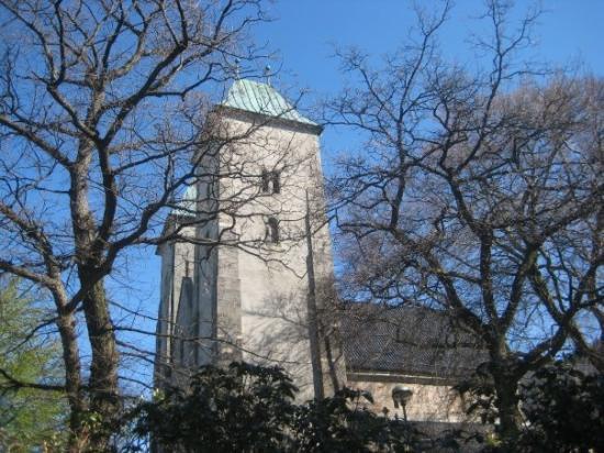 แบร์เกน, นอร์เวย์: St. Mary's Church.