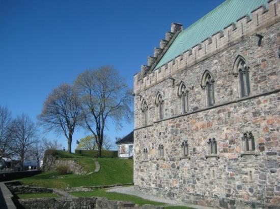 แบร์เกน, นอร์เวย์: King Haakon's Hall.