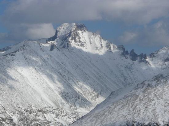 เอสเตสพาร์ค, โคโลราโด: If we don't sing praise to God, the mountains will.
