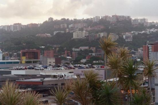 การากัส, เวเนซุเอลา: Scenic view of Caracas
