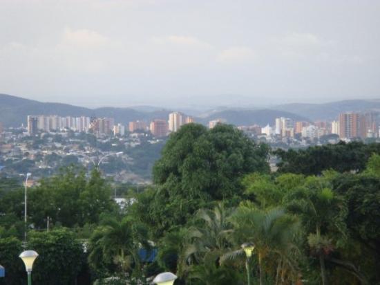 การากัส, เวเนซุเอลา: View of Barquisimeto