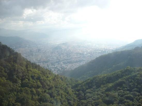 การากัส, เวเนซุเอลา: View from Teleferico