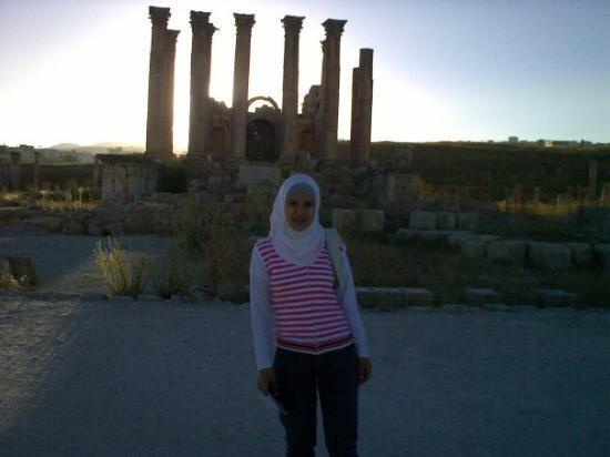 Jerash ภาพถ่าย