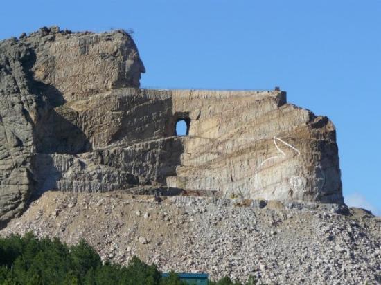 Crazy Horse ภาพถ่าย