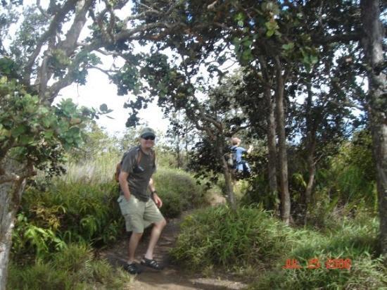 เกาะฮาวาย, ฮาวาย: Volcanoes National Park