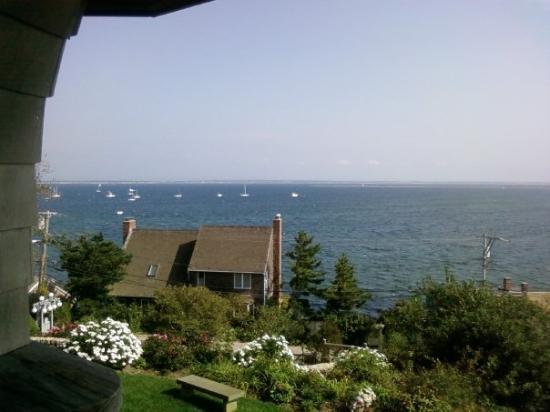 โพรวินซ์ทาวน์, แมสซาชูเซตส์: View from my balcony