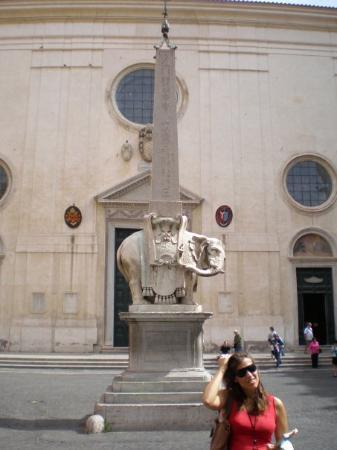 Santa Maria Sopra Minerva ภาพถ่าย