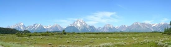 Grand Teton National Park ภาพถ่าย