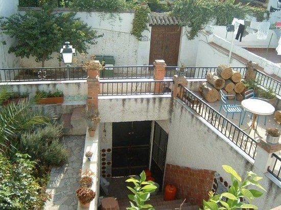 กรานาดา, สเปน: L'ingresso di casa