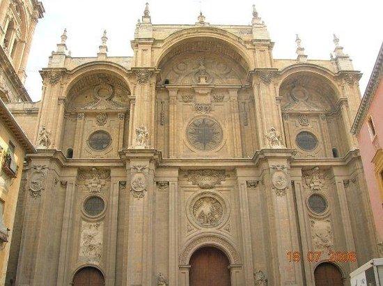 กรานาดา, สเปน: La cattedrale