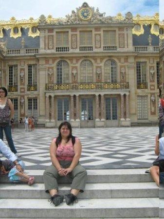 แวร์ซาย, ฝรั่งเศส: Parigi 2009: versailles